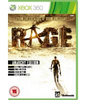 RAGE. Anarchy Edition (Xbox 360)